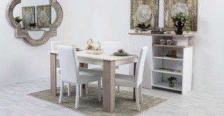 New Milo Dining Set