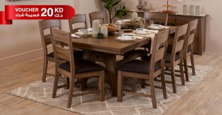 Russo Dining Set