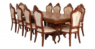 New Flint Dining Set