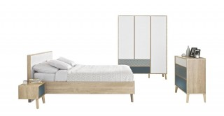 Larvik 5-Piece Bedroom Set