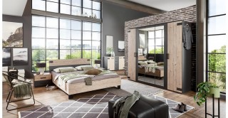 Malmoe 5-Piece Bedroom Set
