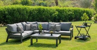 Sardinia Corner Sofa Set