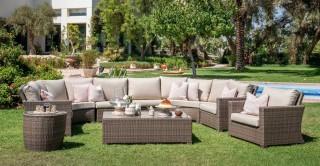 Tommy Corner Sofa Set