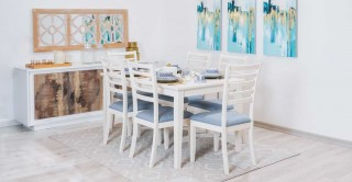 New Warden Dining Set