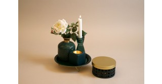 Gift Set - Emerald Green Mubkhar Bundle