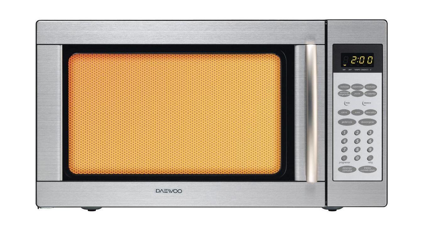 Daewoo Microwave - 50L - 1000W (KOR-185H) | Xcite Alghanim ...