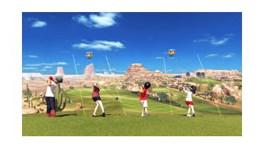 Better Golf Mechanics and Quirky Visual Style