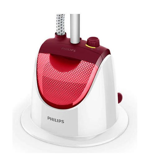Watch Creases Disappear with Philips GC500/46 1500W Garment Steamer