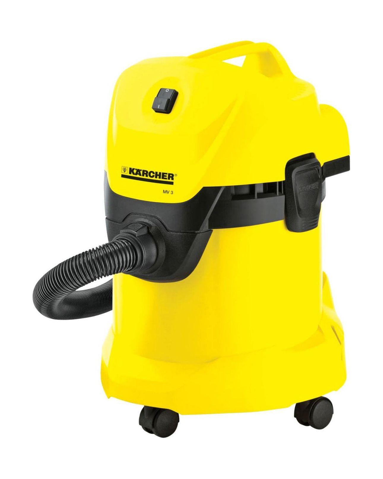 karcher mv3 premium vacuum cleaner 1400 w xcite alghanim electronics best online shopping. Black Bedroom Furniture Sets. Home Design Ideas