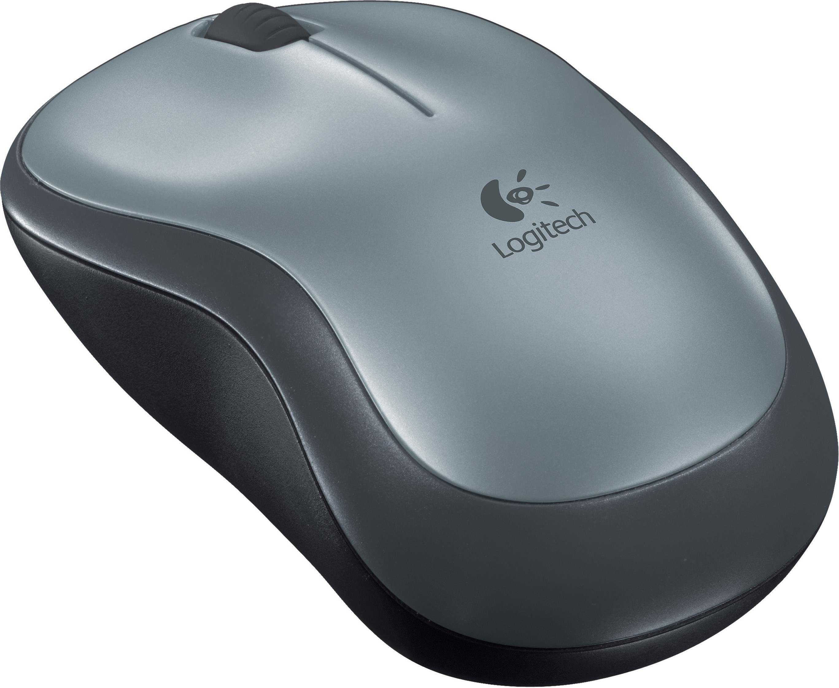 logitech m185 wireless mouse how to connect