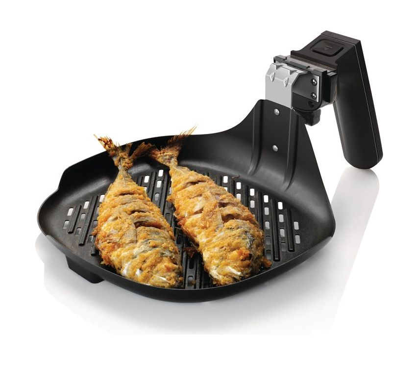 Philips Airfryer Grill Pan Hd9911 90 Xcite Alghanim