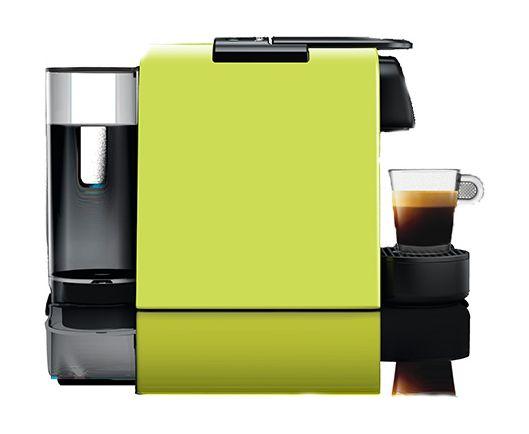 نسبرسو ايسينزا مينى صانعة قهوة, أخضر