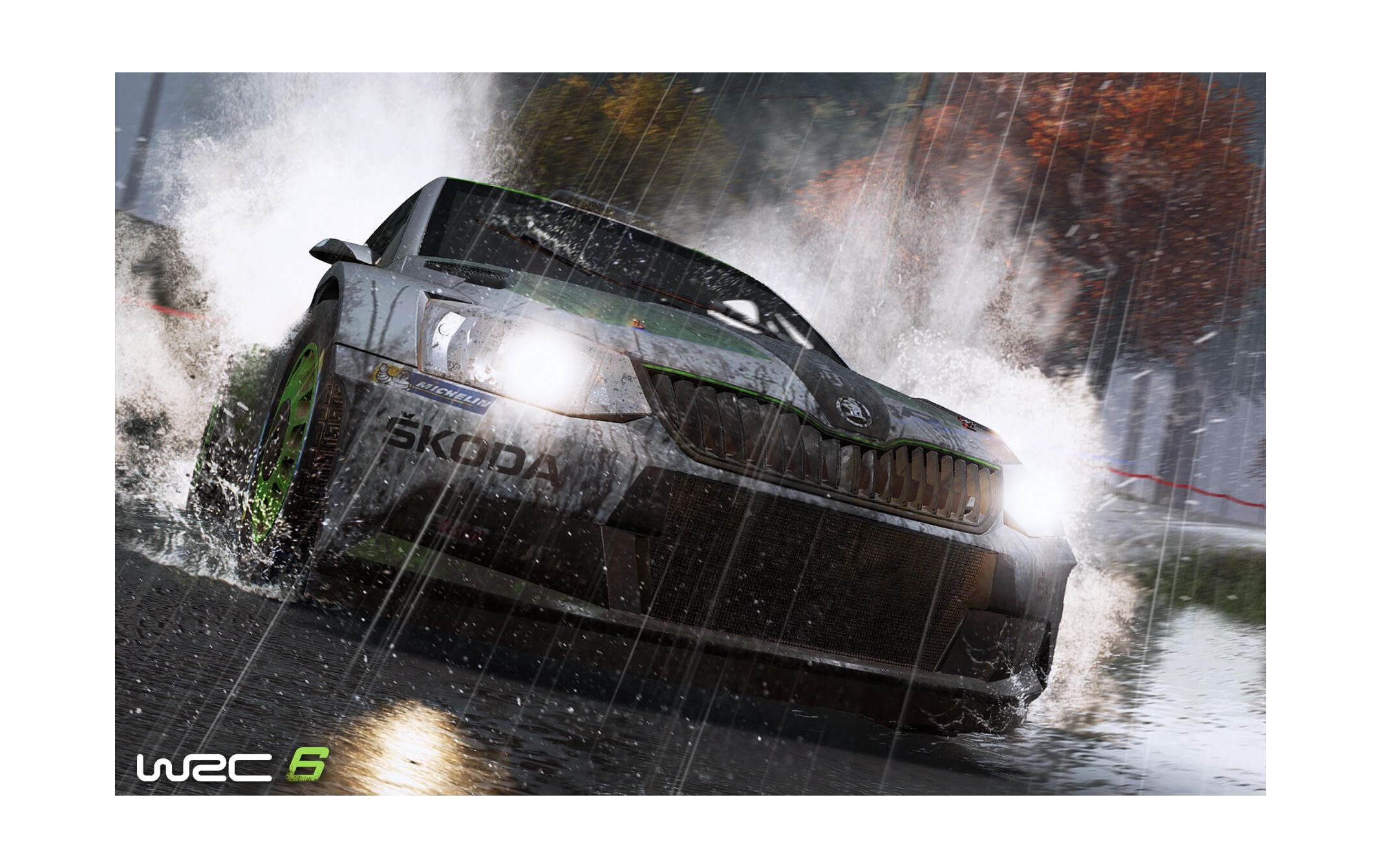 wrc world rally championship 6 ps4 game xcite. Black Bedroom Furniture Sets. Home Design Ideas