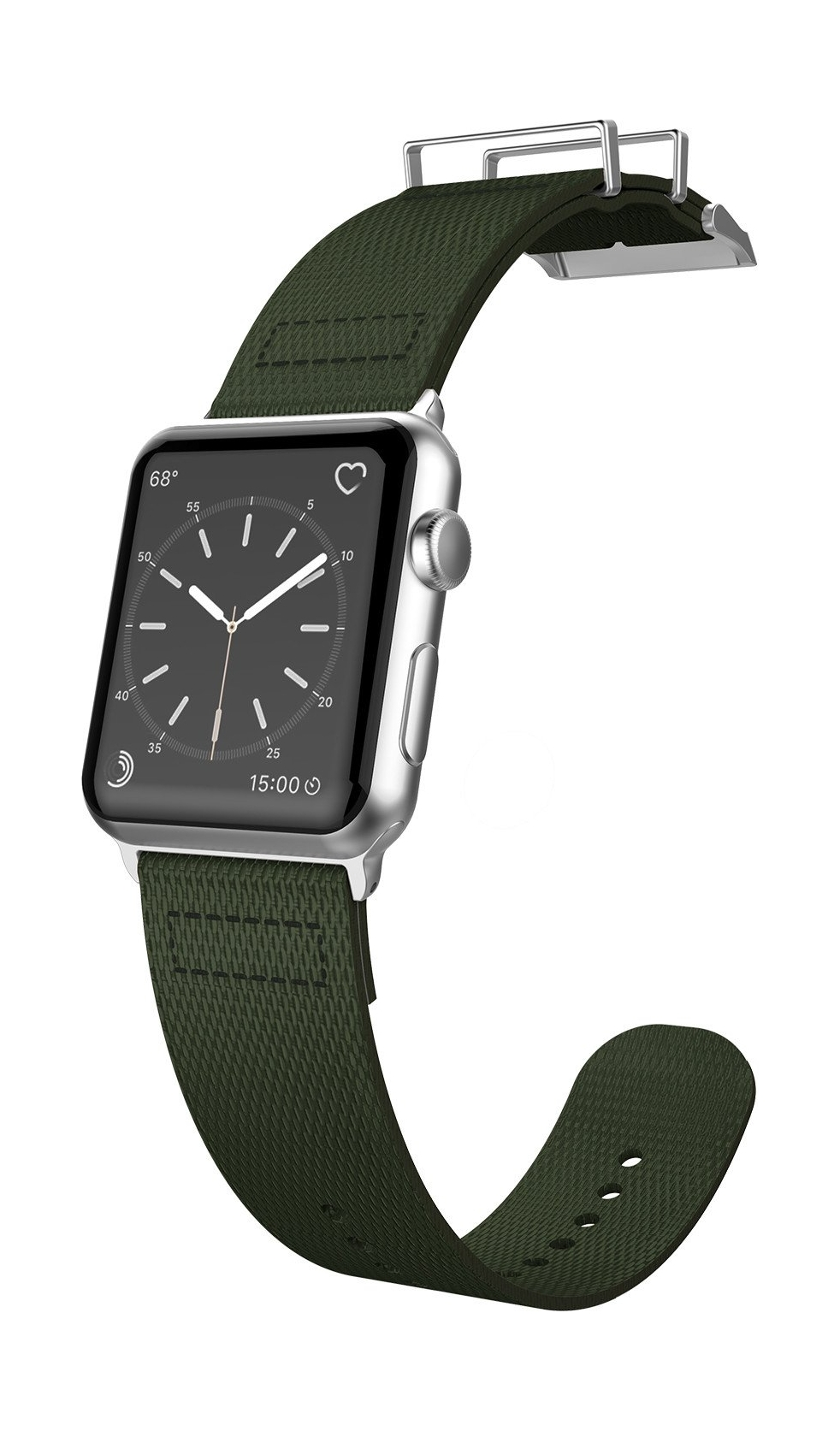 X-Doria Fieldband 42mm Apple Watch Strap | Xcite Kuwait