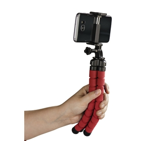 SPORTY CAMERA TRIPOD WITH PROFESSIONAL FEATURES