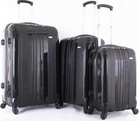 bb6d0c471576 Giordano Set Of 3 Luggage (25-051) - Black