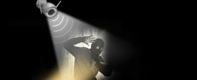 الضوء النشط والتنبيهات الصوتية للدفاع المحسّن