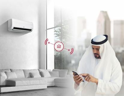 Smart ThinQ (Wi-Fi)