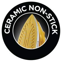 Ceramic Infused Coloured Soleplate