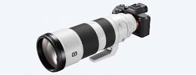 Zoom to 600 mm, or 1,200 with teleconverter