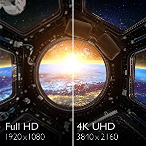 Be in Awe of the Clarity and Brilliance of 4K UHD