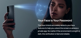 Your Face is Your Password