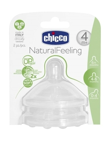 Chicco Silicone Teat