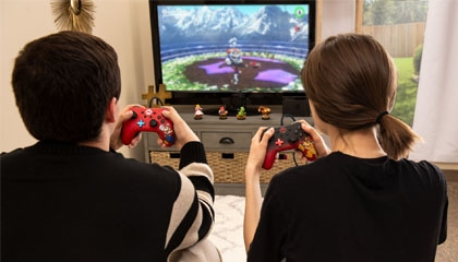 Gaming Is Better Together