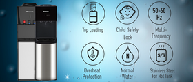 Panasonic Top Loading Water Dispenser