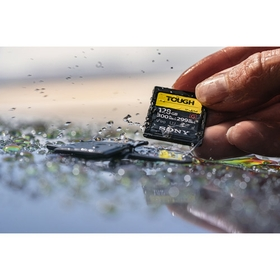Waterproof (IPX8) and Dustproof (IP6X)