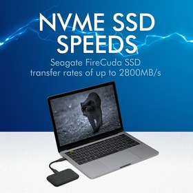 Data Transfer Speeds up to 2800 MB/s