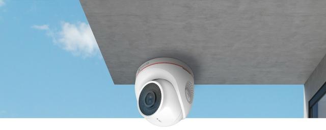 كاميرا المراقبة واي-فاي الخارجية الذكي