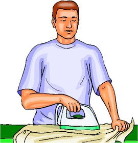 Comfortable Ironing Experience