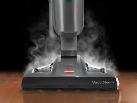 Vacuum & Steam at the Same Time