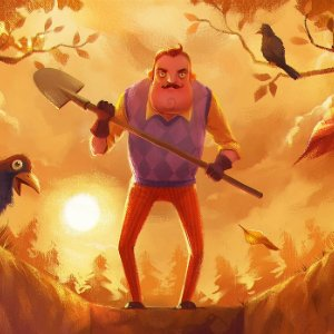 Hello Neighbor Xbox One Case Only With Artwork No Game With The Most Up-To-Date Equipment And Techniques Original Game Cases & Boxes