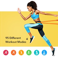 95 Different Workout Modes