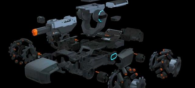 2-Axis Mechanical Gimbal