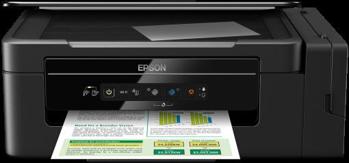 Epson's cartridge-free EcoTank ITS 3-in-1
