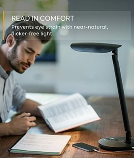 Eco-Friendly Lighting. Eye-Protection Technology.