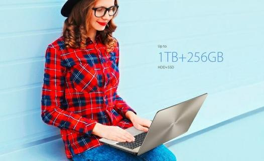 Super-fast data, large storage capacity