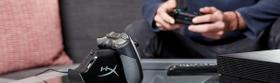 شحن جهازي تحكم لاسلكي Xbox One في نفس الوقت