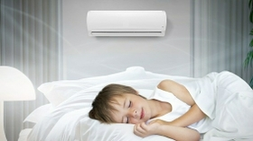 Get a Comfortable Sleep with GREE Split AC