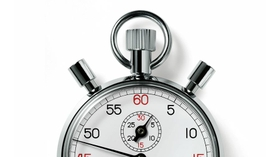 Easy pre-select programme start for the desired start time.