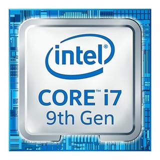 9th generation Intel Core processor   NVIDIA GeForce graphics