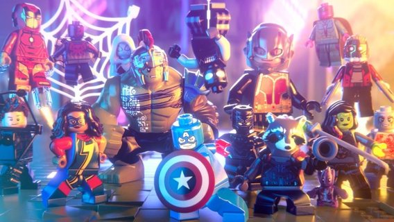 About LEGO: Marvel Super Heroes 2