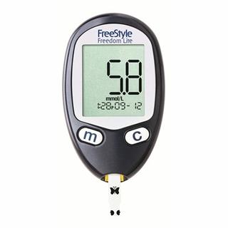جهاز قياس سكر الدم فريدم ليت