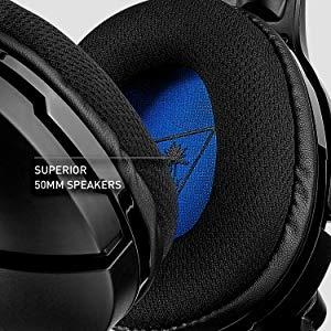 Superior 50mm Speakers