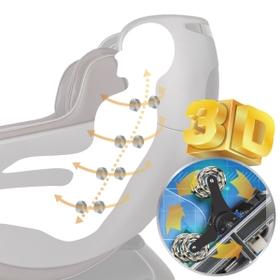 Evolved 3D Massage Technology
