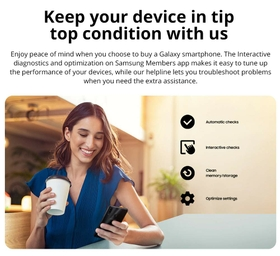 Keep your device in tip-top condition with us