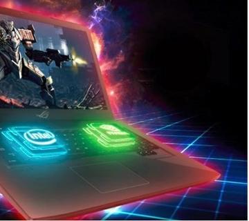 ASUS ROG Strix Scar Edition GeForce GTX 1060 6GB Core i7